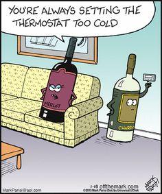 wine-tempearature