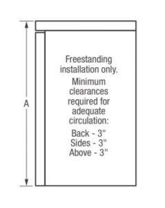 frigidaire-38-bottle-installation-clearance
