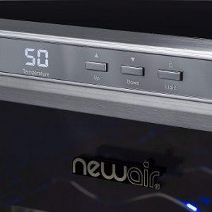 newair-aw121e-control-panel