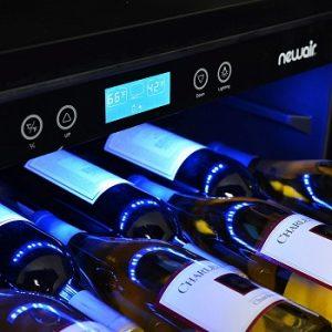 newair-awr-520sb-52-bottle-control-panel