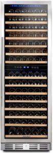 Kalamera-KRC-157DZB-TGD-157-bottle-wine-cooler