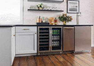 EdgeStar-CWB2886FD-30-inch-wine-and-beverage-cooler-built-in-installation