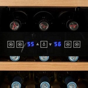 Koldfront-TWR187ESS-18-Bottle-LCD-temperature-display