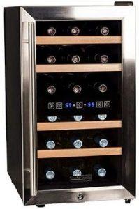 Koldfront-TWR187ESS-18-Bottle-freestanding