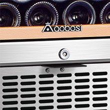 aobosi-24-inch-51-bottle-wine-cooler-safety-lock