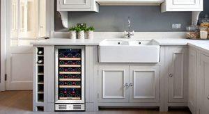 15-inch-wine-cooler-in-a-kitchen-floor-plan