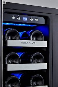 Phiestina-24-inch-wine-and-beverage-refrigerator-control-panel