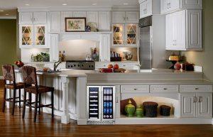 Phiestina-24-inch-wine-and-beverage-refrigerator-undercounter-built-in-installation