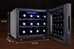 Vehipa-12-Bottle-Wine-Cooler-dimension