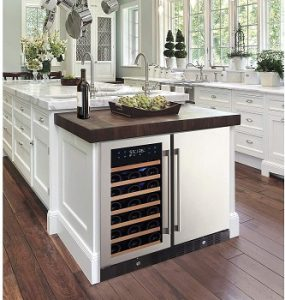 N-FINITY-PRO-HDX-30-inch-wine-and-beverage-center-under-counter-installation