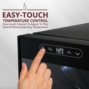 Schmecke-34-bottle-wine-fridge-easy-touch-temperature-control